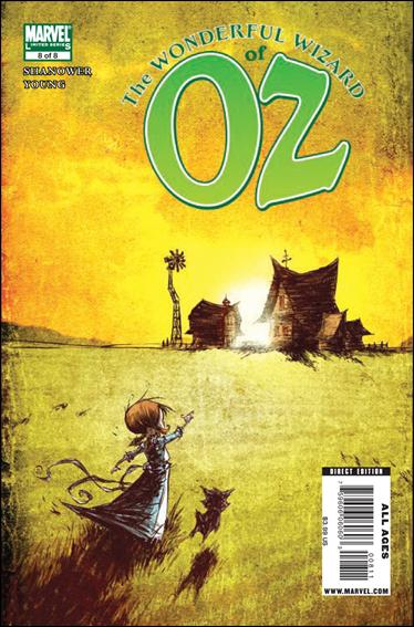 Wonderful Wizard of Oz 8-A by Marvel