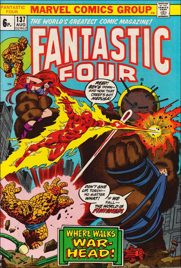 Fantastic Four (1961) 137-B by Marvel