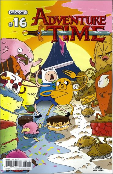 Adventure Time 16-A by Kaboom!