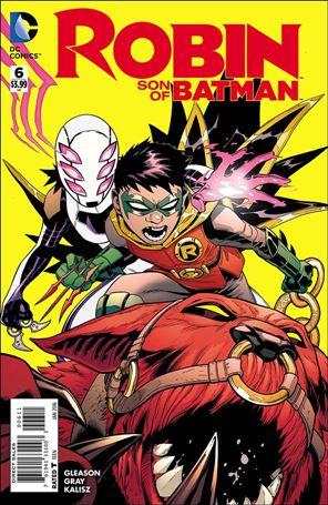 Robin: Son of Batman 6-A