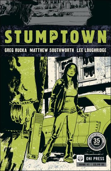 Stumptown (2009) 1-B by Oni Press