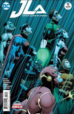 Justice League of America (2015) 10-B