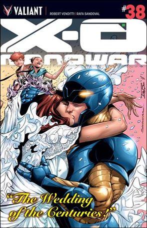 X-O Manowar (2012)  38-A