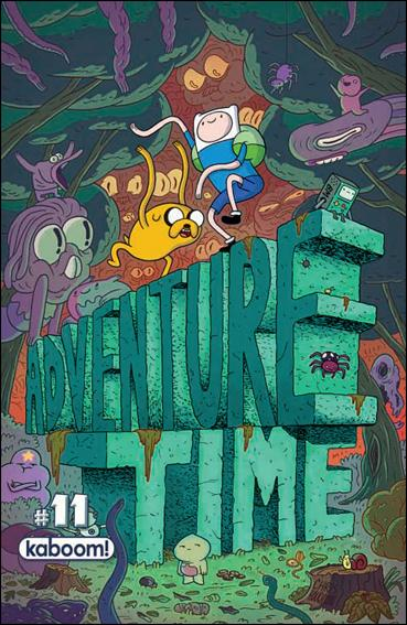 Adventure Time 11-A by Kaboom!