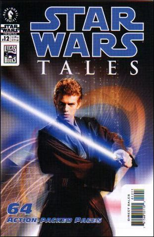 Star Wars Tales 12-B by Dark Horse