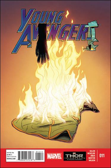 Young Avengers (2013) 11-A by Marvel