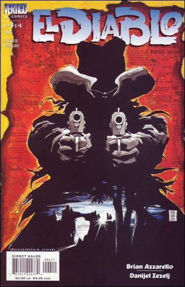 El Diablo (2001) 4-A by Vertigo