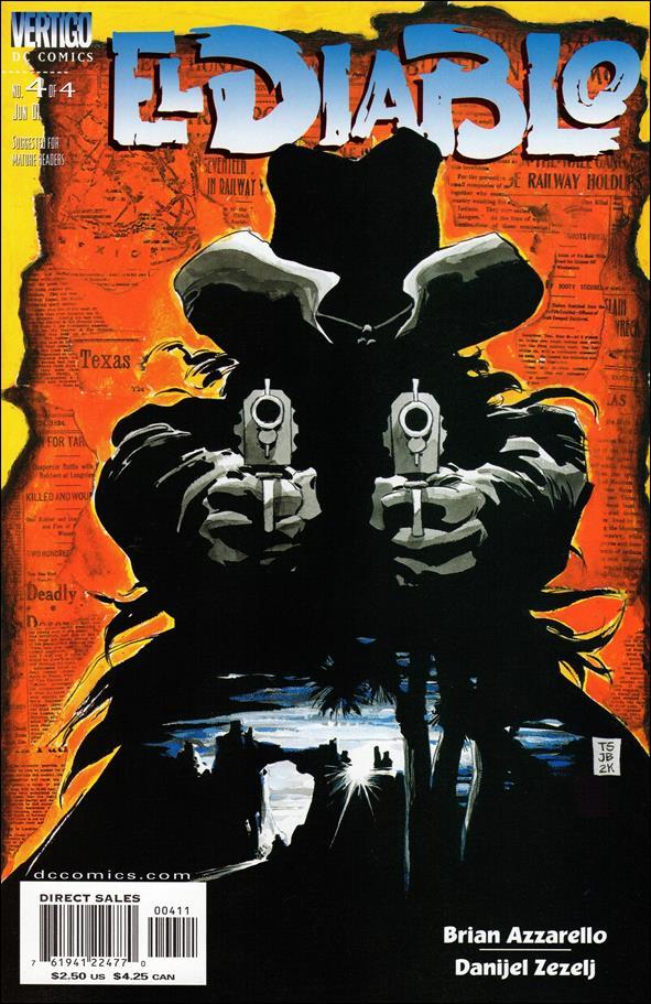 El Diablo (2001) 4-A by Vertigo