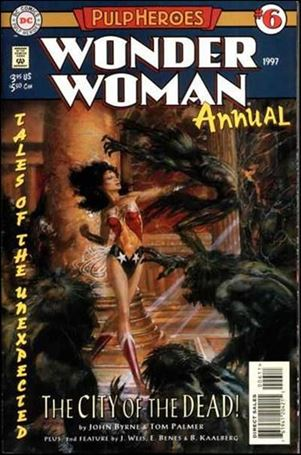 Wonder Woman Annual  6-A
