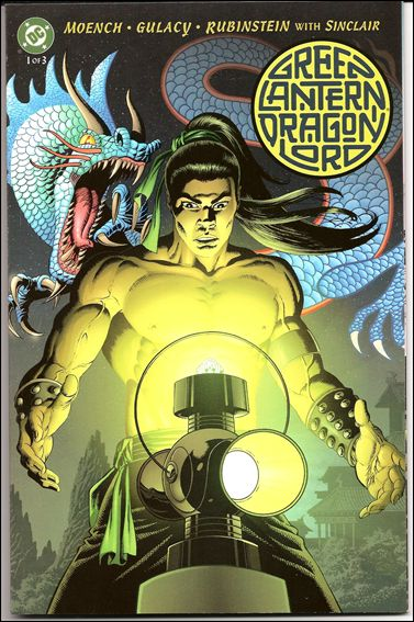 Green Lantern: Dragon Lord 1-A by DC