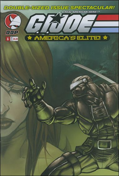 G.I. Joe: America's Elite 6-A by Devil's Due