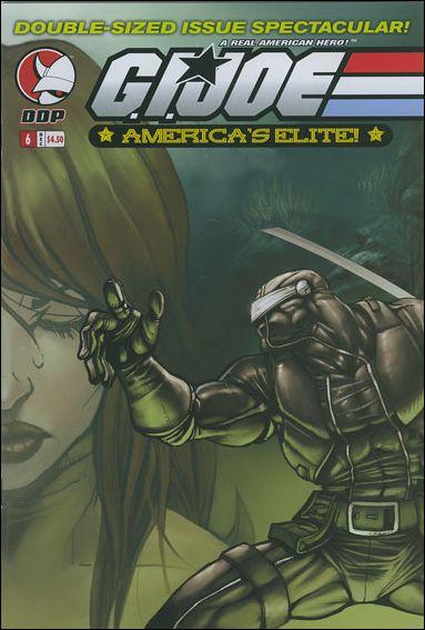 G.I. Joe: America's Elite 6-A by Devil's Due