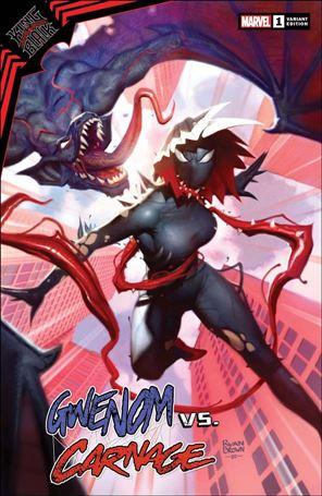 King in Black: Gwenom vs Carnage 1-B