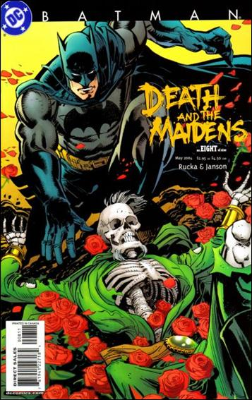 Batman: Death and the Maidens 8-A by DC