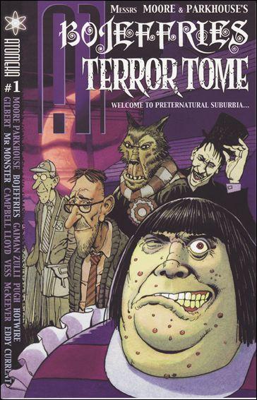 Bojeffries Terror Tome 1-A by Atomeka