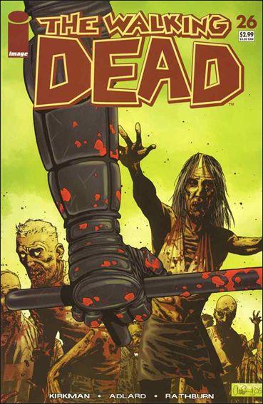Walking Dead (2003) 26-A by Image
