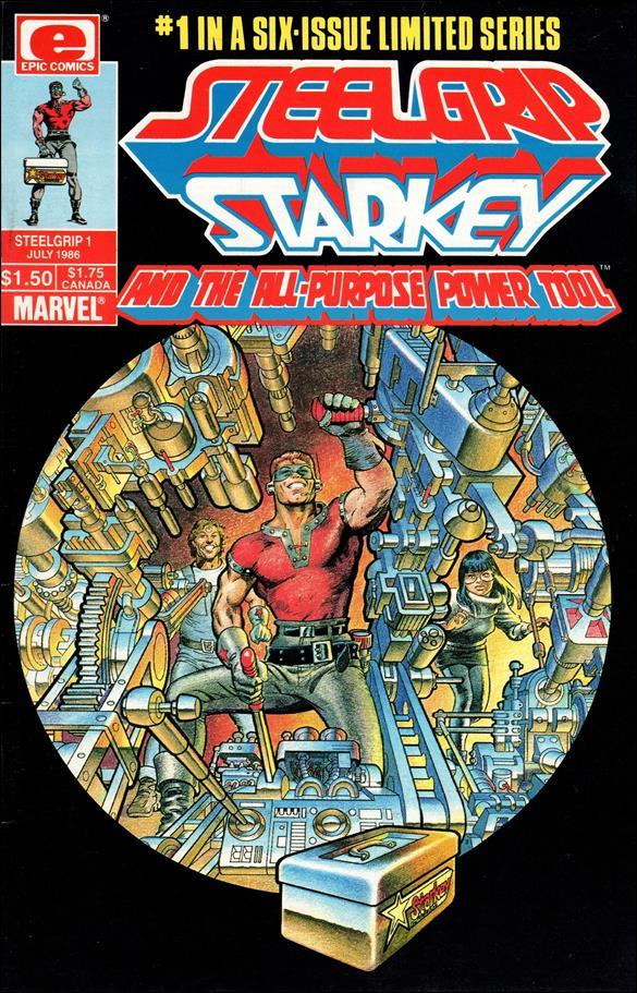 Steelgrip Starkey 1-A by Epic