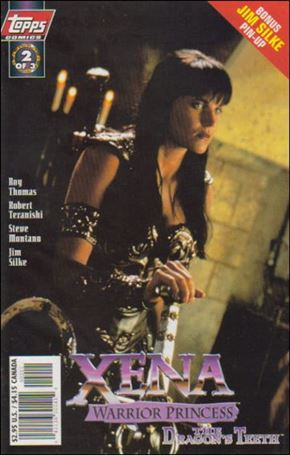 Xena: Warrior Princess: The Dragon's Teeth 2-A