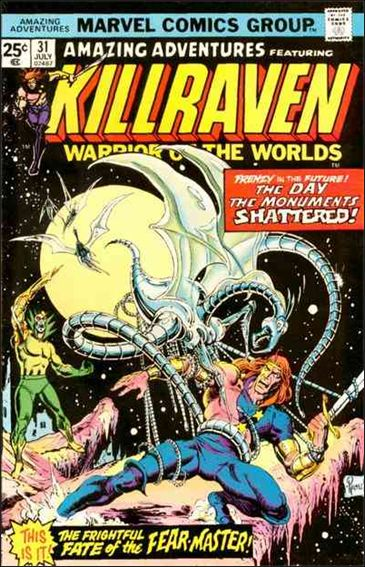 Amazing Adventures (1970) 31-A by Marvel