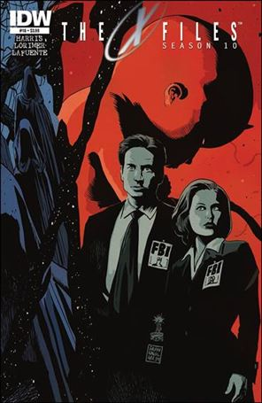X-Files: Season 10 16-A