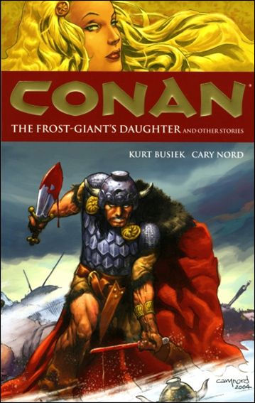 Conan 1-A by Dark Horse