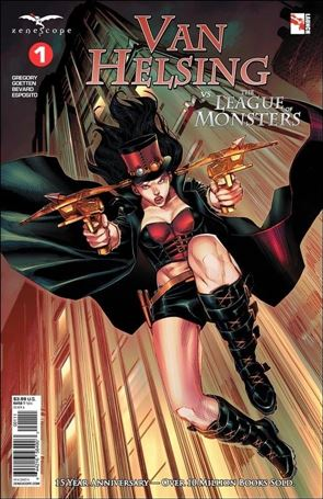 Van Helsing vs. the League of Monsters 1-A