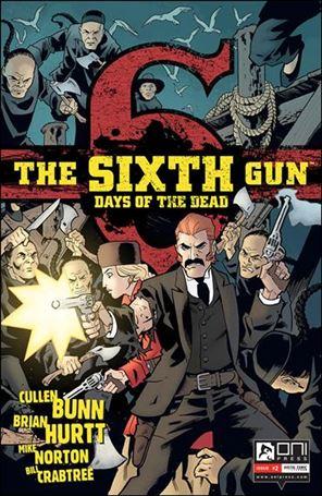 Sixth Gun: Days of the Dead 2-A