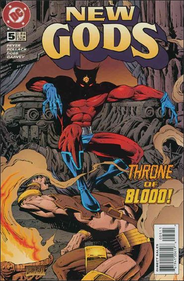 New Gods (1995) 5-A by DC