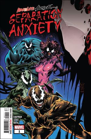 Absolute Carnage: Separation Anxiety 1-A
