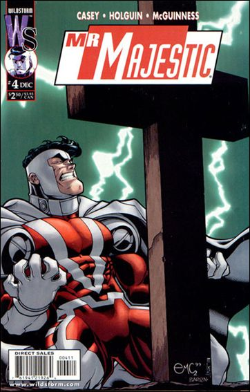 Mr. Majestic 4-A by WildStorm