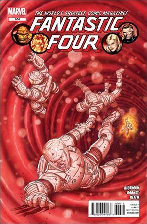 Fantastic Four (1961) 606-A