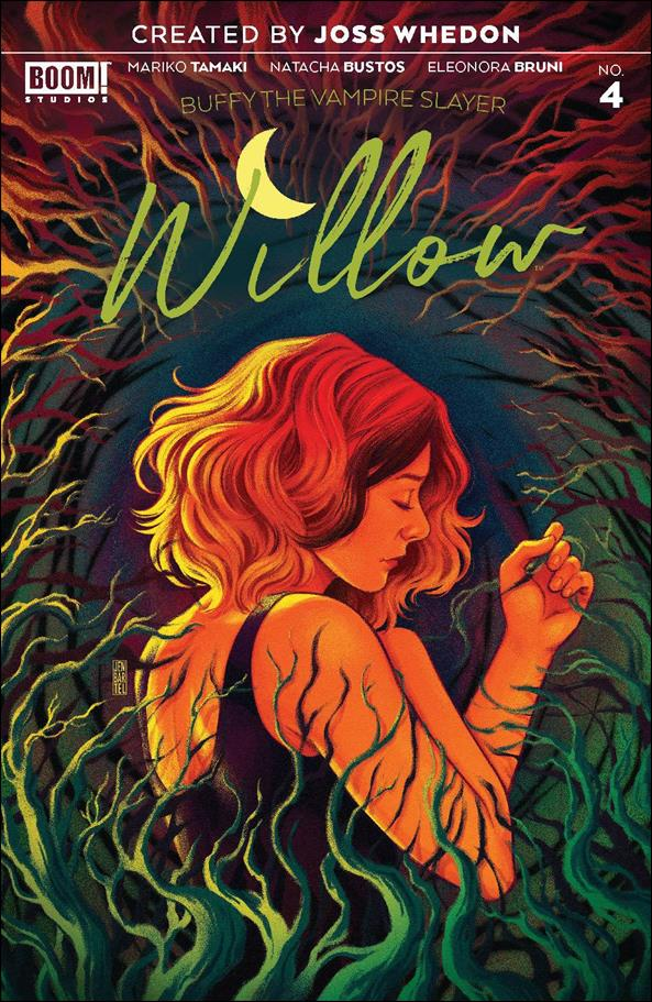 Buffy the Vampire Slayer: Willow (2020) 4-A by Boom! Studios