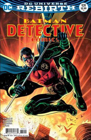 Detective Comics (1937) 939-A