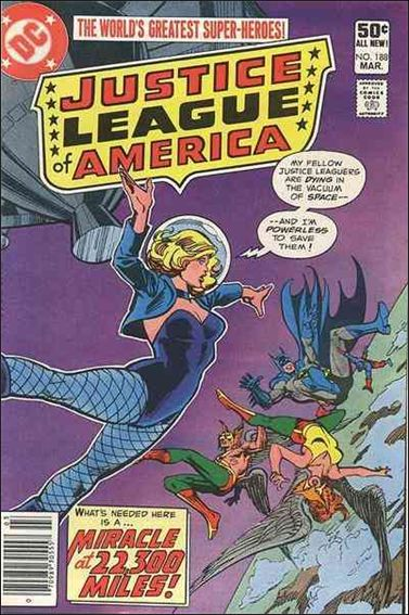 Justice League of America (1960) 188-A by DC