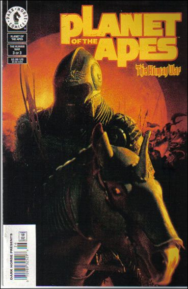 Planet of the Apes (2001/06) 3-B by Dark Horse