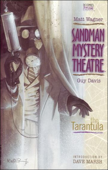 Sandman Mystery Theatre 1-A by Vertigo