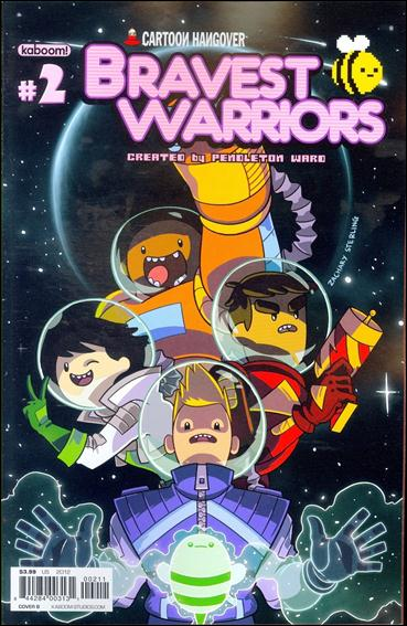 Bravest Warriors 2-B by Kaboom!