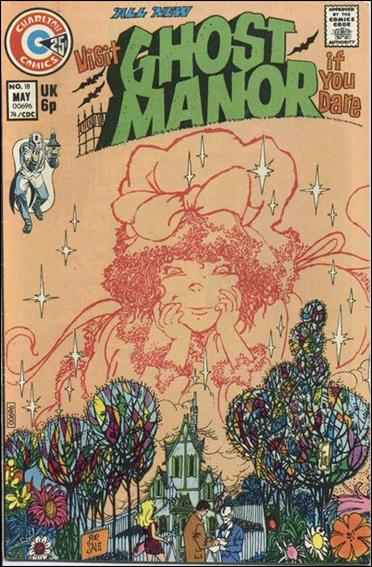 Ghost Manor (1971) 18-A by Charlton