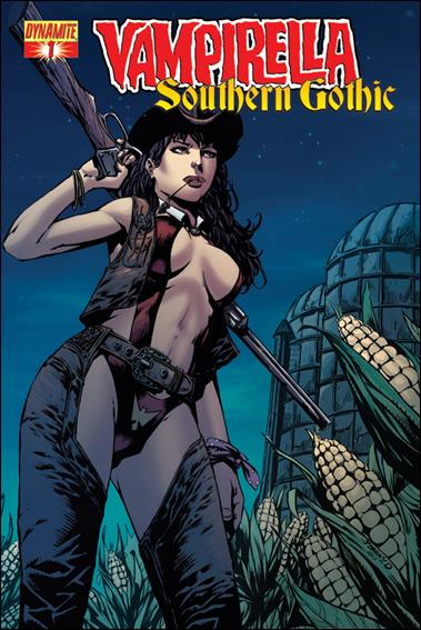 Vampirella: Southern Gothic 1-A by Dynamite Entertainment
