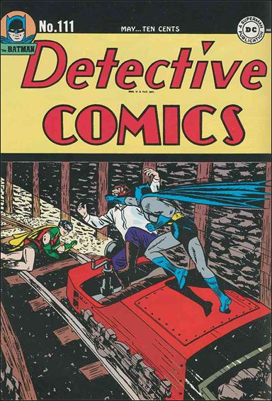 Detective Comics (1937) 111-A by DC