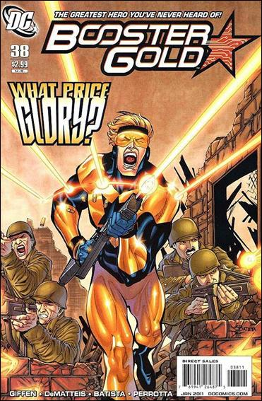 Booster Gold (2007) 38-A by DC