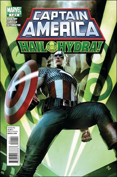 Captain America: Hail Hydra 1-A by Marvel