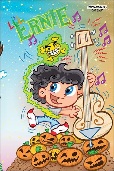 Li'l Ernie 1-A by Dynamite Entertainment