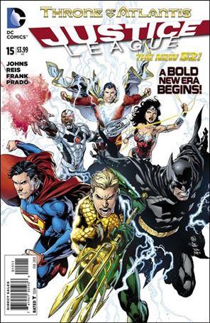 Justice League (2011) 15-A