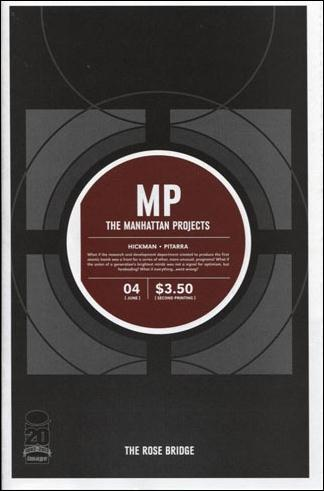 Manhattan Projects 4-B by Image
