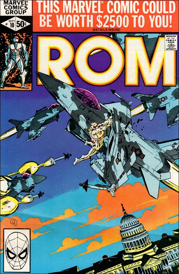 ROM (1979) 10-A by Marvel