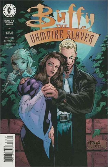 Buffy the Vampire Slayer 14-A by Dark Horse
