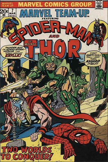 Marvel Team-Up (1972) 7-A by Marvel