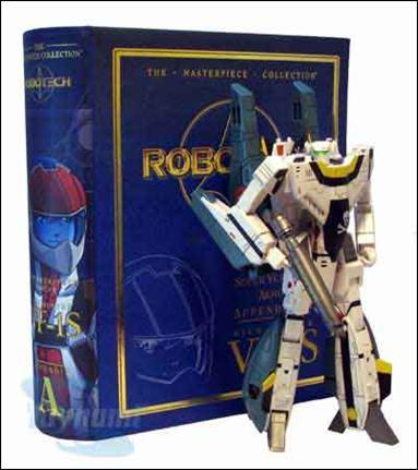 Robotech Masterpiece Collection Super Veritech Armor VF-1S ...