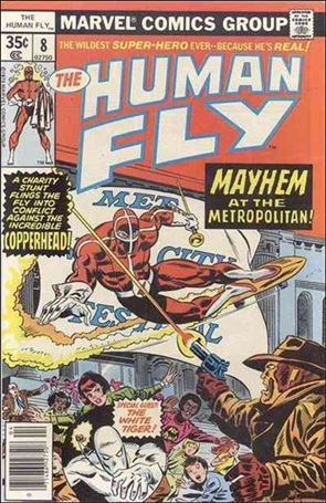 Human Fly 8-A